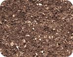 fine fir bark mulch